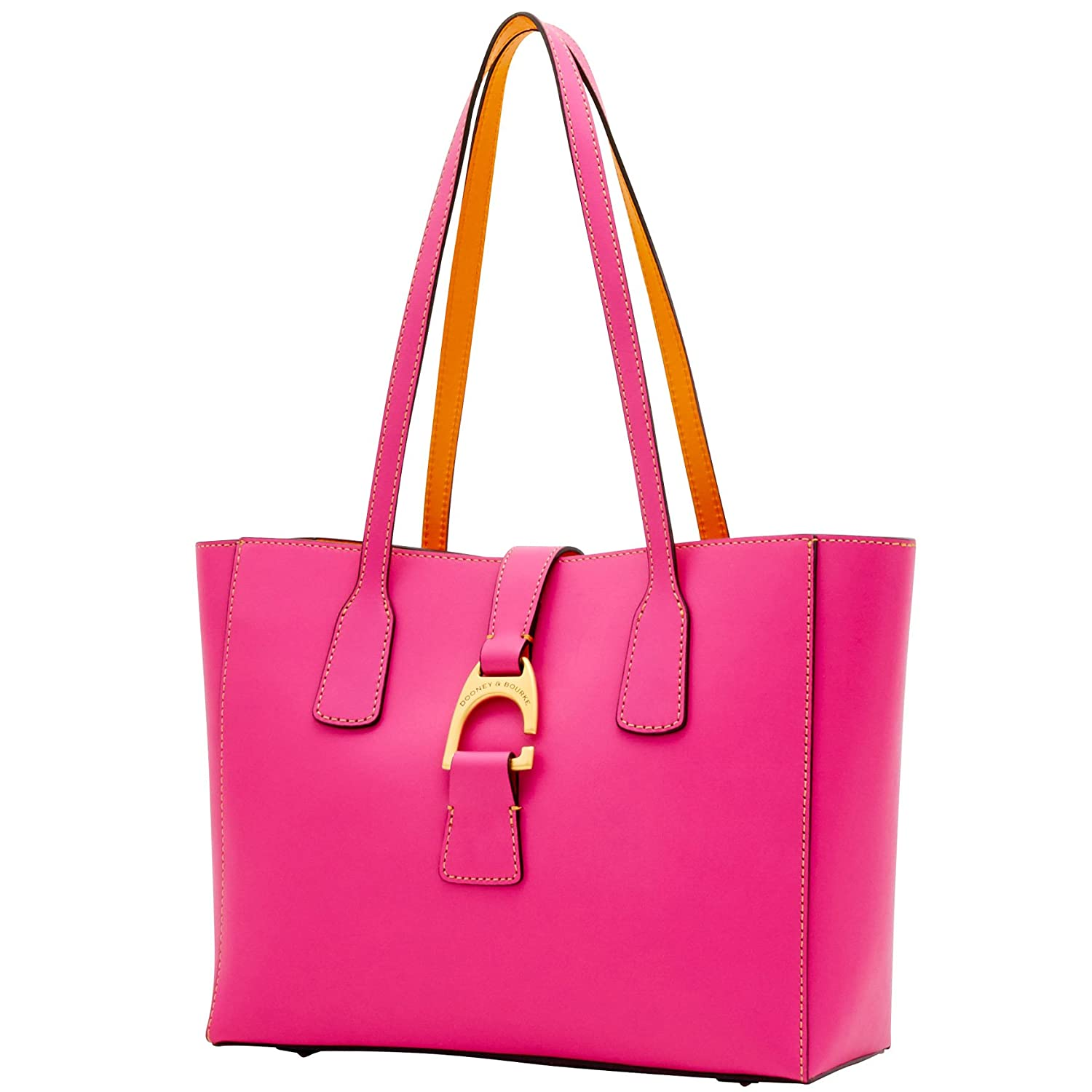 d73baa7c9ad3 Dooney   Bourke Emerson Small Shannon Tote Fuchsia  Amazon.in  Shoes    Handbags