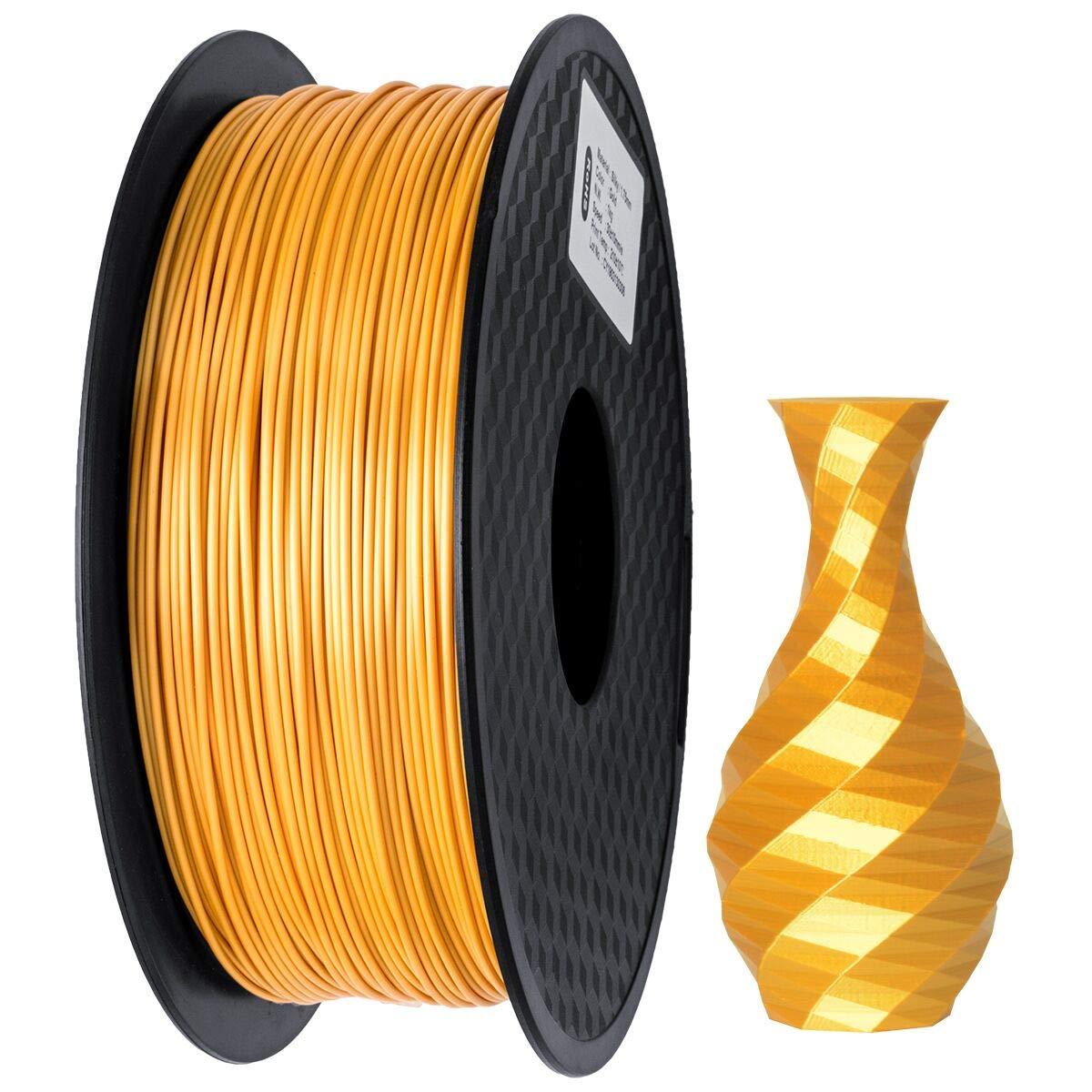 Impresora 3D PLA Filamento 1 kg Carrete GIANTARM Filamento PLA 1.75mm Silk P/úrpura