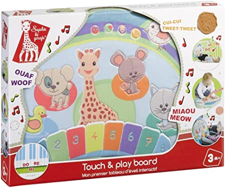 Juguete de estimulaci/ón Pianofolies Sophie la jirafa