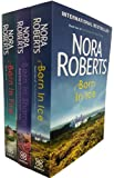 Nora roberts concannon sisters trilogy 3 books collection set