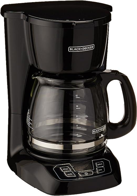 Amazon.com: Black & Decker bcm1410b 12-cup programable ...