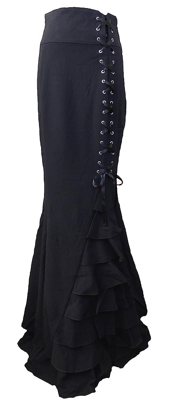 Gothic Steampunk Victorian Skirt
