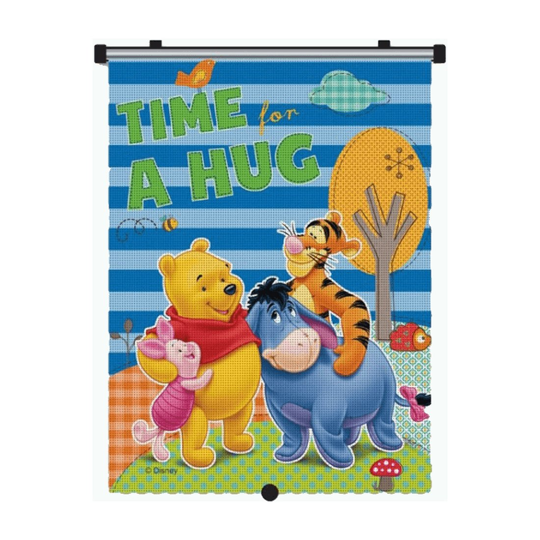 Authentique Disney Winnie the Pooh Pare soleil Enrouleur Store de fenê tre pour enfants Sola