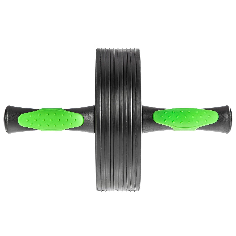 Ultrasport Aparato de abdominales AB; aparato de abdominales compacto y estable para principiantes y avanzados; entrenamiento eficaz para abdominales, ...