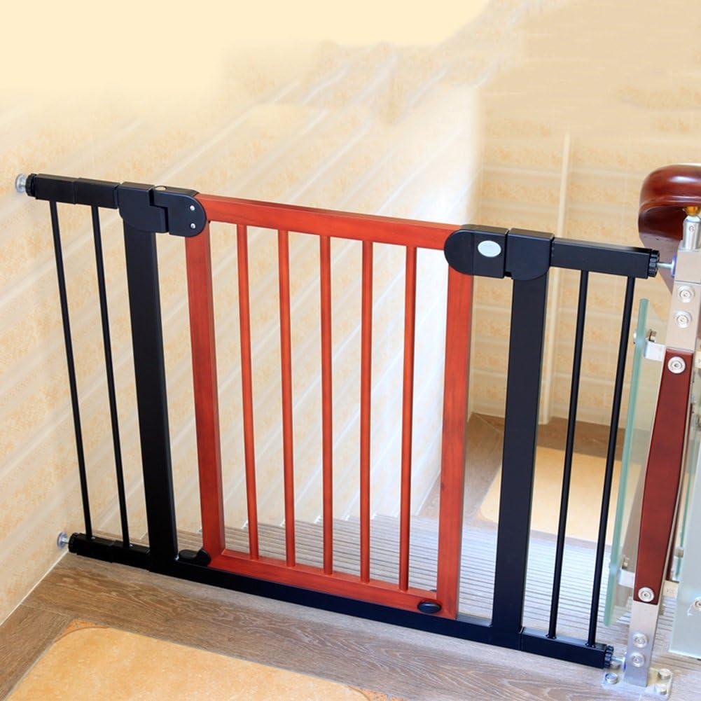 YHDD Puerta de Seguridad para bebés Puerta de Aislamiento niños balcón Puerta Protectora para Perros escaleras protección protección Puerta Fija (Color : Style 2): Amazon.es: Hogar