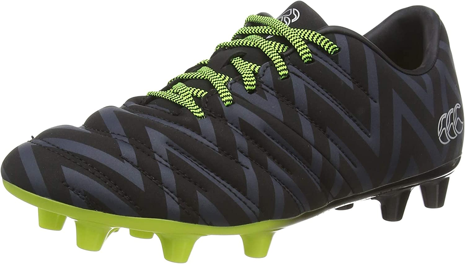 Chaussures de Rugby Mixte Enfant Canterbury of New Zealand Phoenix 2.0 Firm Ground