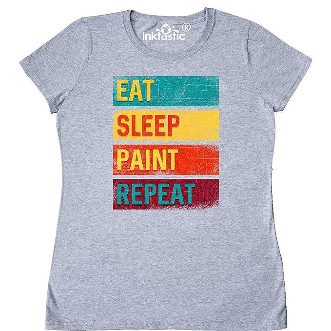 Amazon.com: inktastic – Camiseta de pintura, pintura para ...