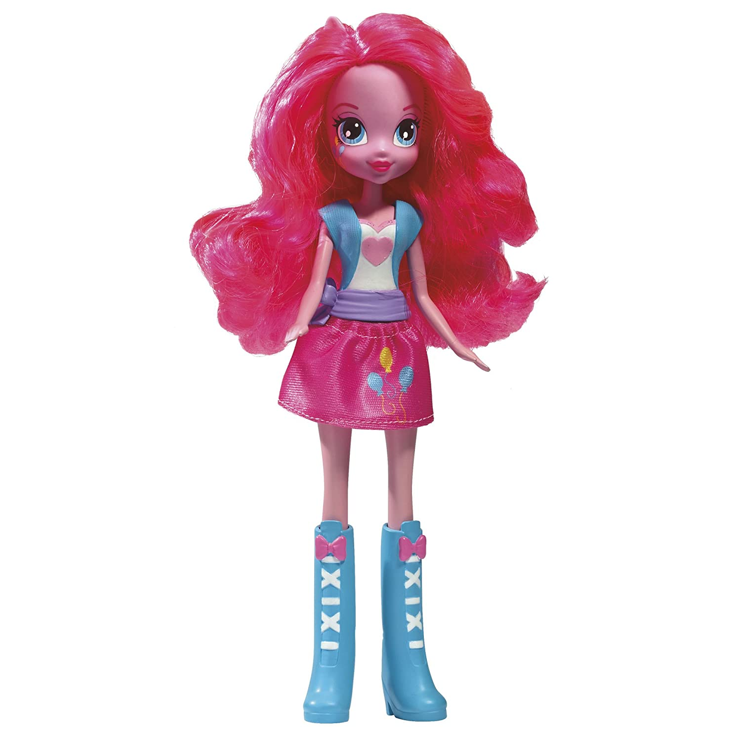 my little pony equestria girls collection pinkie pie doll amazoncouk toys games