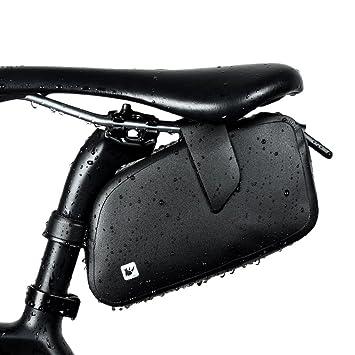 Amazon.com: Alston - Bolsa de sillín para bicicleta, 100 ...