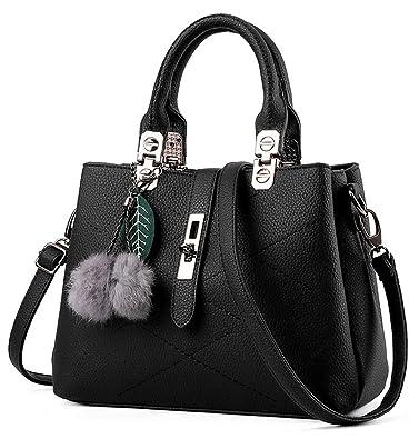 Hogan Top Handle Handbag On Sale, Black, Leather, 2017, one size