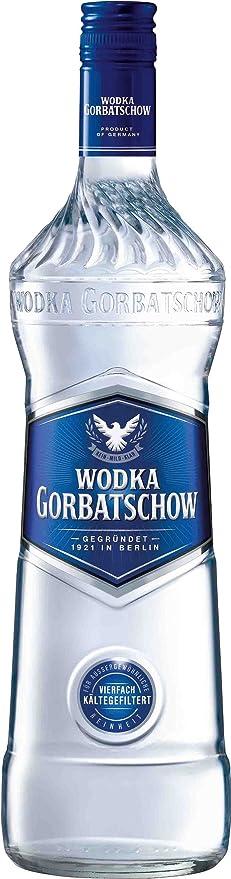 Wodka Gorbatschow 37,5 % vol, Pack de 3: Amazon.es ...