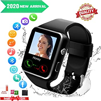 Smartwatch con Whatsapp,Bluetooth Smart Watch Pantalla táctil ...