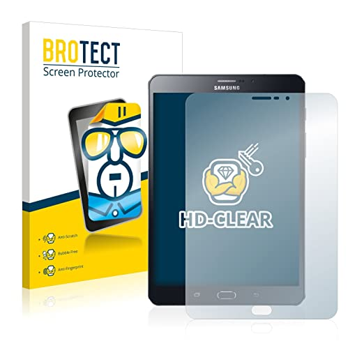 6 opinioni per 2x BROTECT Pellicola Protettiva Samsung Galaxy Tab S2 8.0 (LTE) Schermo