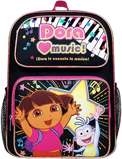 "Dora the explorer 14/"" Backpack"