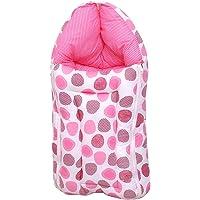 Baby Fly Baby Sleeping Bag (0-6 Months) (Pink Polka)