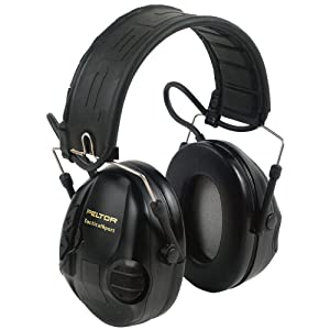 3M Peltor Tactical Sport electronic earmuff Review