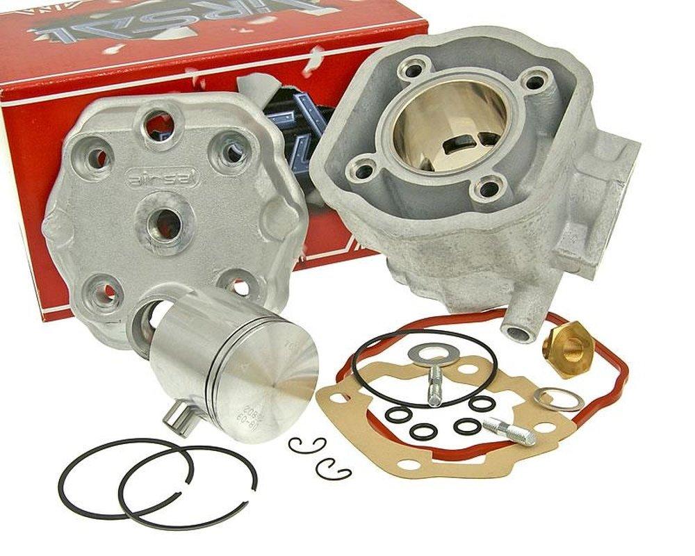 EBS Zylinder Kit AIRSAL 70ccm M-RACING DERBI Senda 50 2000-2005