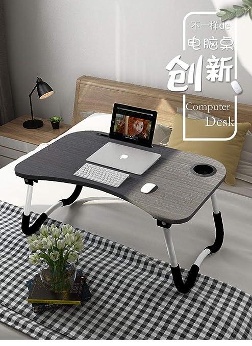 Portatif Katlanabilir Yatak Koltuk Masa Ustu Laptop