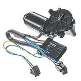 A-Premium Headlight Headlamp Motor for Pontiac