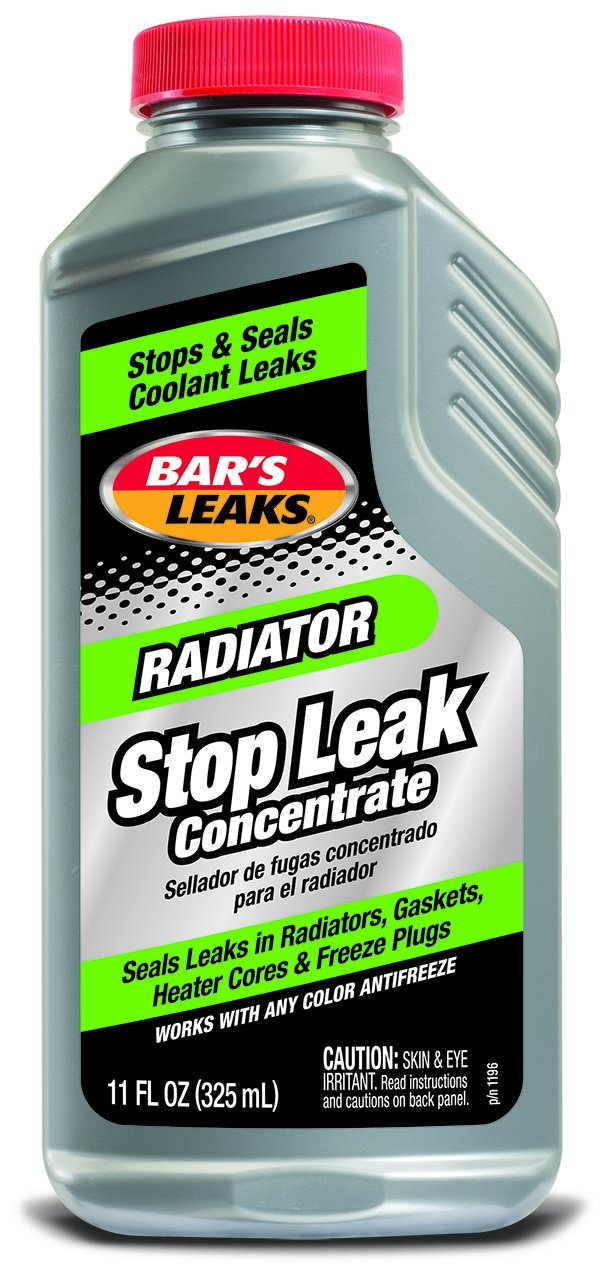 Bar's 1196-6PK Radiator Stop Leak 6/11Oz by Bar's Products