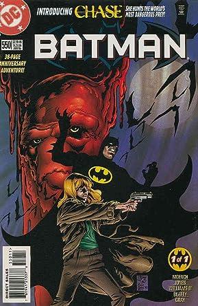 Amazoncom Batman 550 Vfnm Dc Comic Book Entertainment