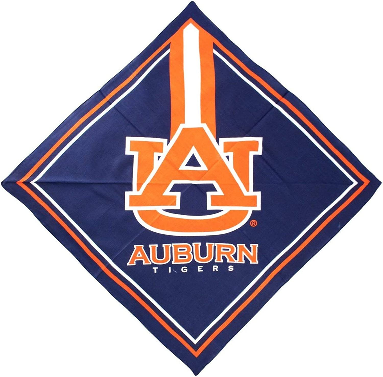 Auburn Tigers Bandana Lightweight Traditional Fandana Beanie Ninja University of