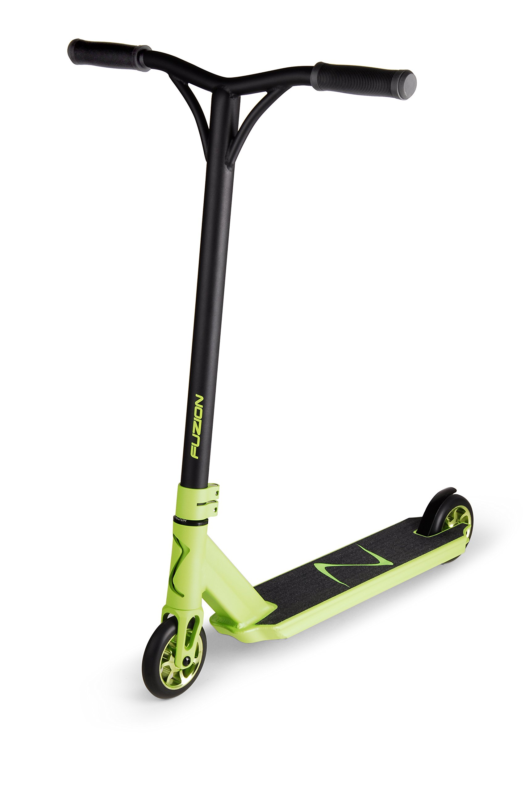 Fuzion Z350 Pro Scooter (2017 NEON GREEN) by Fuzion