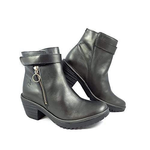 1d83cdbb Fly London Went 921 Womens Ankle Boot - Bronze - 41 EU: Amazon.co.uk: Shoes  & Bags