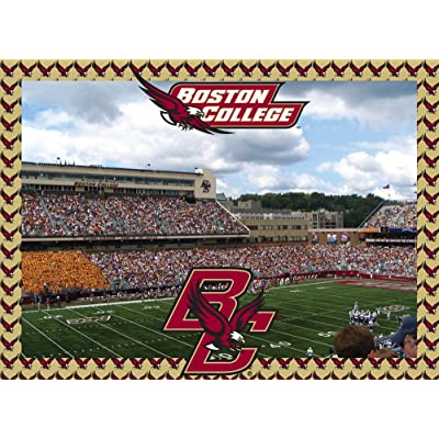 Boston College Eagles Jigsaw Puzzle: Toys & Games