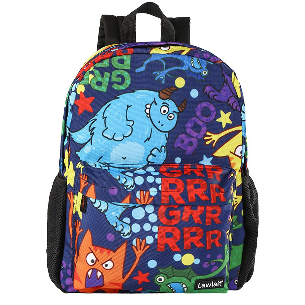AnKoee Cute Cartoon Animals Sac À Dos Loisir Cartable Scolaire College Voyage Pour Enfant Femme Homme Backpack (Style-01)