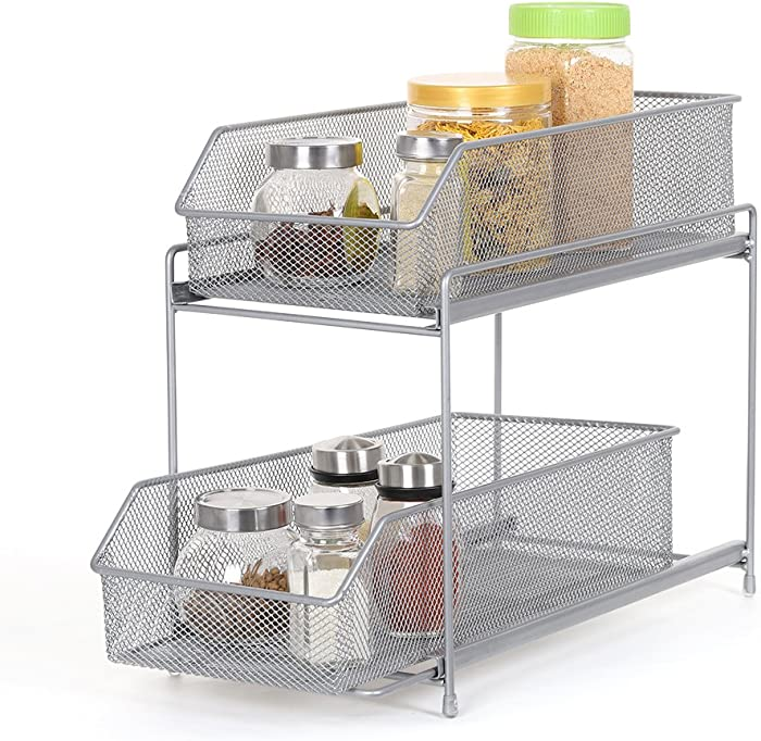 Top 10 Woven Food Baskets 2 Tier