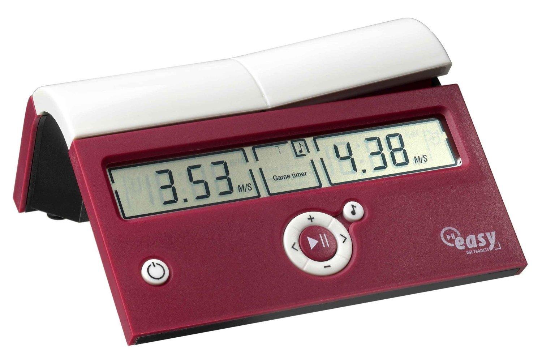激安通販 DGT Easy Timer Game Timer Crimson Cruz Game B01M5B50RM Chess Clock [並行輸入品] B01M5B50RM, 奥田ねっとストア:4331cd77 --- cygne.mdxdemo.com