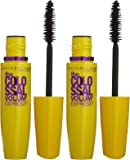 Maybelline The Colossal Volum' Express Mascara, Glam Black [230], 1 ea