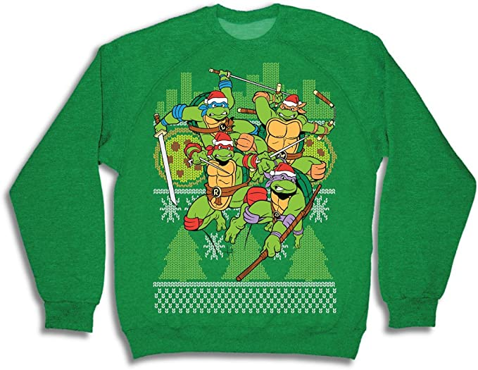 Amazon.com: Teenage Mutant Ninja Turtles Lucha postura ...