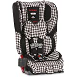 Diono Rainier Convertible + Booster Car Seat, Black/White (Discontinued by Manufacturer)