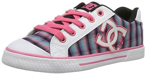 DC Chelsea J Shoe 9MP 300876-9MP - Zapatillas de Lona para Mujer, Color, Talla 36: Amazon.es: Zapatos y complementos