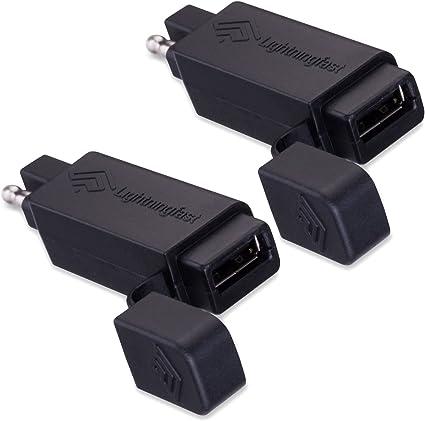 Amazon.com: SAE a adaptador USB–Enchufe de ...