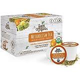 Super Organics Metabolism Oolong Tea Pods With Superfoods & Probiotics | Keurig K-Cup Compatible | Weight & Metabolism, Slim