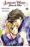 Library Wars - Love & War Vol.4