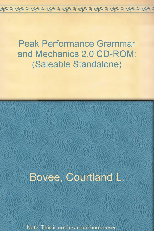 Peak Performance Grammar and Mechanics 2.0 PDF