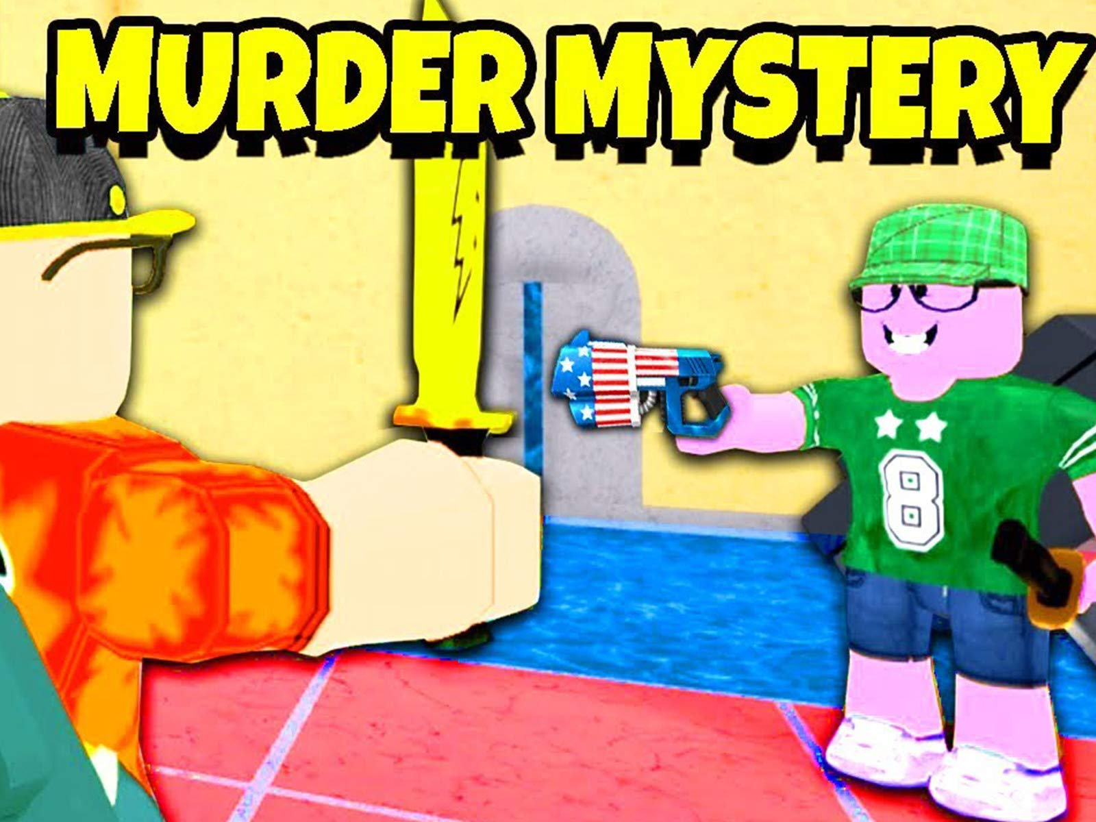 Roblox Murder Mystery Game Tutorial Roblox Free Accounts Watch Clip See Deng Prime Video