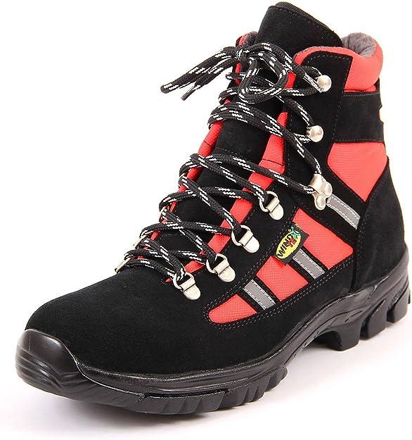902Ar Zapatos BOTÍN Bota Impermeable Zapatos DE Seguridad, PROTECCIÓN Civil, Primeros Auxilios (Italia 118) Reflectante Alta Visibilidad, Botas Impermeables DE Uniforme (44): Amazon.es: Zapatos y complementos