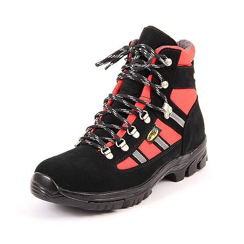 902Ar Zapatos Botín Bota Impermeable Zapatos DE Seguridad, Protección Civil, Primeros Auxilios (Italia