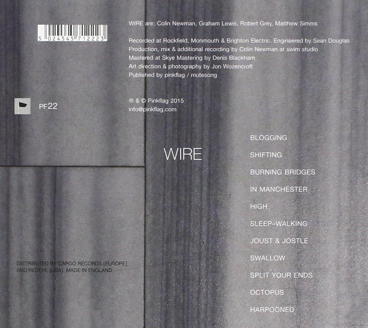 Wire: Amazon.co.uk: Music