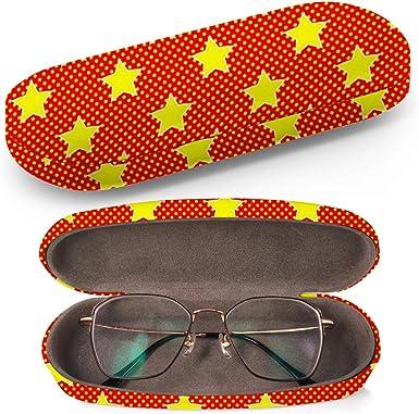 Funda rígida para gafas, estuche para gafas de sol, caja de ...