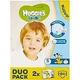 Huggies - Bimbo - Nappies - Size 5 (12-18 kg) - 2 x 42 Nappies