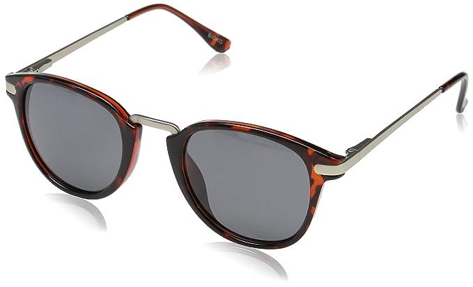 Meller Bioko Collection - Gafas de sol polarizadas unisex UV400 minimalista rodondo