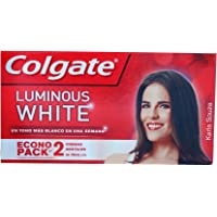 Colgate Luminous White Crema Dental, 2 x 100 ml