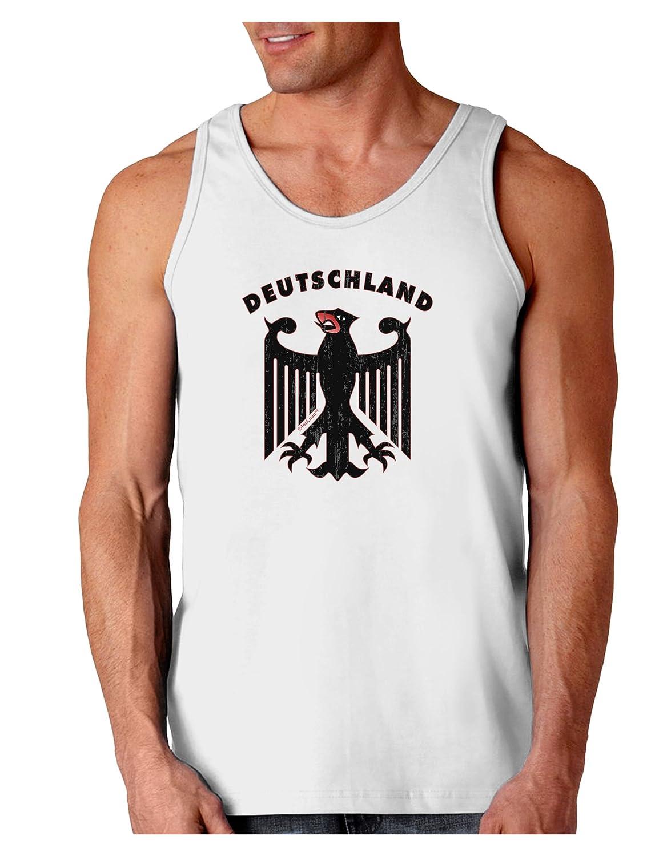 TooLoud Bundeswehr Logo Deutschland Loose Tank Top