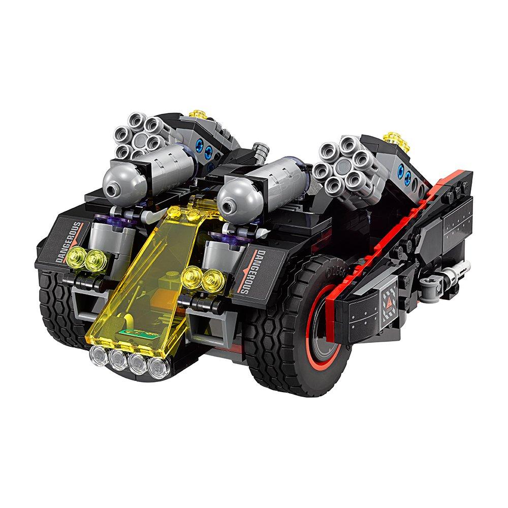 LEGO Batman Movie The Ultimate Batmobile 70917 Building Kit 6175849